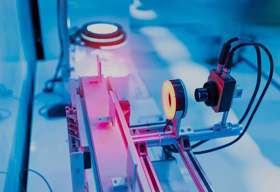 VM Engineering automatizace vyroby